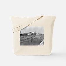 Coney Island Brighton Beach 1826584 Tote Bag