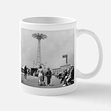 Coney Island Parachute Jump 1826579 Mug