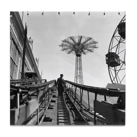 Is Coney Island Safe In Winter