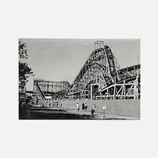 Coney Island Cyclone Roller Coaster 1826587 Rectan