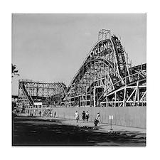 Coney Island Cyclone Roller Coaster 1826587 Tile C