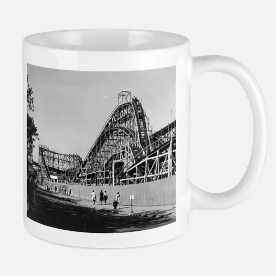 Coney Island Cyclone Roller Coaster 1826587 Mug
