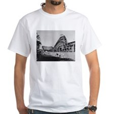 Coney Island Cyclone Roller Coaster 1826587 Shirt