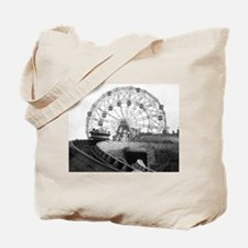 Coney Island Amusement Rides 1826612 Tote Bag