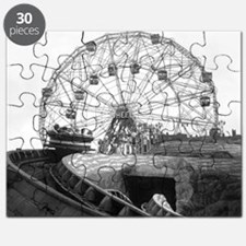 Coney Island Amusement Rides 1826612 Puzzle