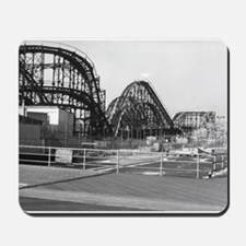 Coney Island Roller Coaster 1826616 Mousepad