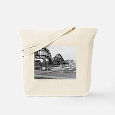 Coney Island Roller Coaster 1826616 Tote Bag