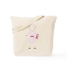 Survivor Girl Tote Bag