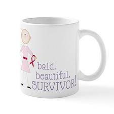 Bald Beautiful Mug