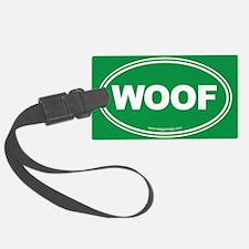 WOOF! Luggage Tag
