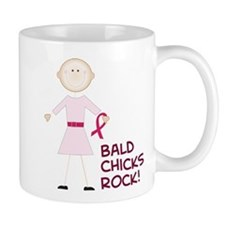 Bald Chicks Rock Mug