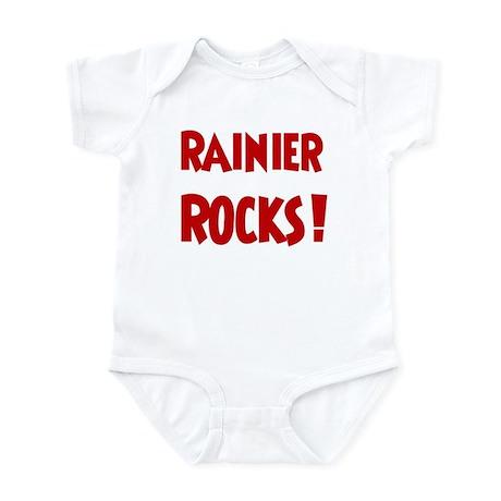 Rainier Rocks Infant Bodysuit