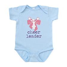 Cheer Leader Infant Bodysuit