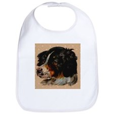 English Spaniel Raphael Tuck Bib
