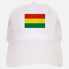 Bolivia Flag Picture Baseball Baseball Cap