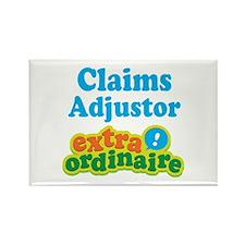 Claims Adjustor Extraordinaire Rectangle Magnet