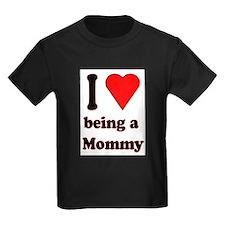 I heart...mommy T