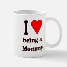 I heart...mommy Mug