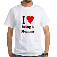I heart...mommy Shirt