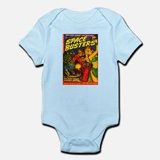 Retro Space Adventure Infant Bodysuit