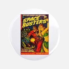 """Retro Space Adventure 3.5"""" Button"""