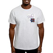 Gelfand Ash Grey T-Shirt