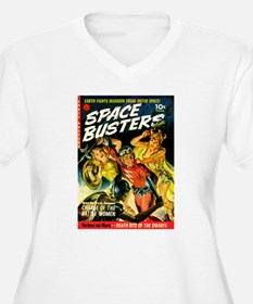Space Warrior Women T-Shirt