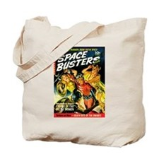 Space Warrior Women Tote Bag