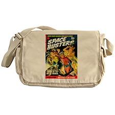 Space Warrior Women Messenger Bag