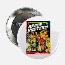 "Space Warrior Women 2.25"" Button (10 pack)"