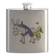 Stoned Off My Ass Flask