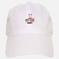Silly Crabby Crab Baseball Baseball Cap