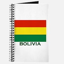 Bolivia Flag Stuff Journal