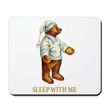 Sleepy Time Bear Mousepad