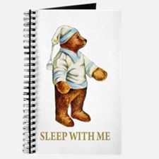 Sleepy Time Bear Journal