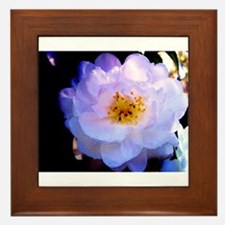 The Flower Framed Tile