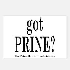 Got Prine? Postcards (Package of 8)