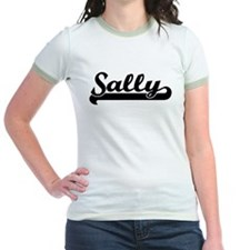 Black jersey: Sally T