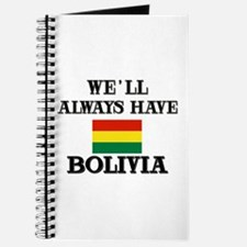 We Will Always Have Bolivia Journal