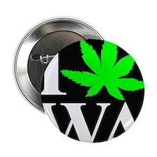 """I Love WA 2.25"""" Button"""