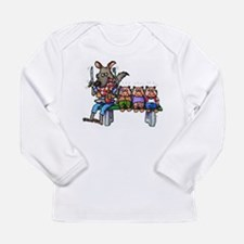THREE LITTLE PIGS Long Sleeve Infant T-Shirt