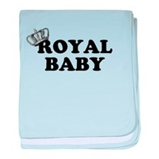 Royal Baby baby blanket