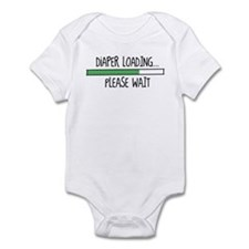 Diaper Loading... Please Wait. Funny Unique Baby G