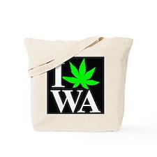 I Love WA Tote Bag