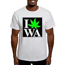 I Love WA T-Shirt