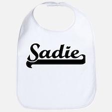 Black jersey: Sadie Bib