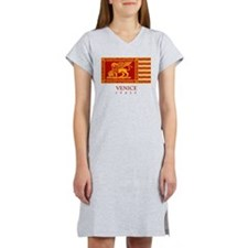 Venice Flag Women's Nightshirt