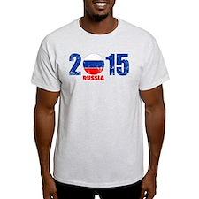 russland 2015 T-Shirt