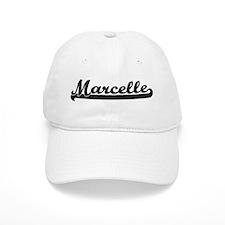 Black jersey: Marcelle Baseball Cap