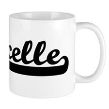 Black jersey: Marcelle Coffee Mug